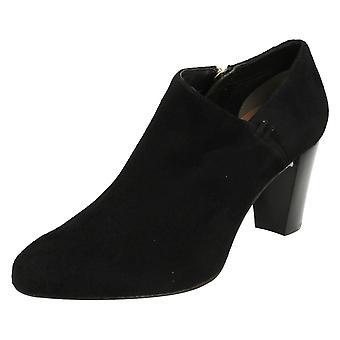 Senhoras Van Dal Smart Block calcanhar tornozelo Boot Carrow