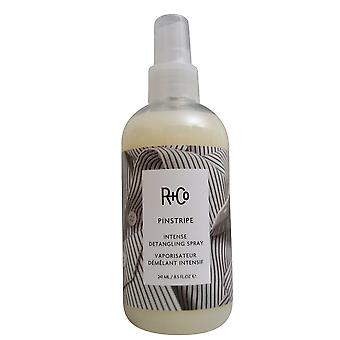 R + Co Pinstripe intens ontklitten 8,5 OZ Spray