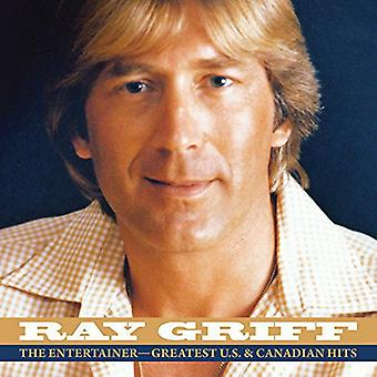 Ray Griff - Entertainment: Greatest U.S. & Canadian Hits [CD] USA import