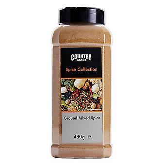 Country Range Ground Mixed Spice