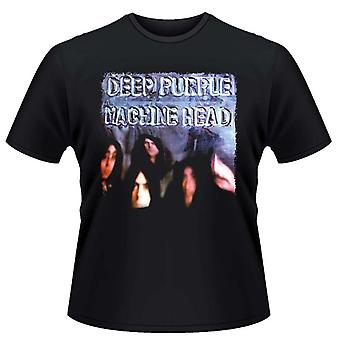 T-Shirt tête de Machine Deep Purple