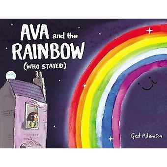 افا وقوس قزح (الذين بقوا) بجد ادامسون-كتاب 9780062670809