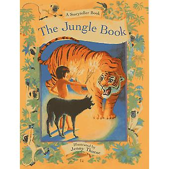 A Storyteller Book - The Jungle Book by Rudyard Kipling - Lesley Young