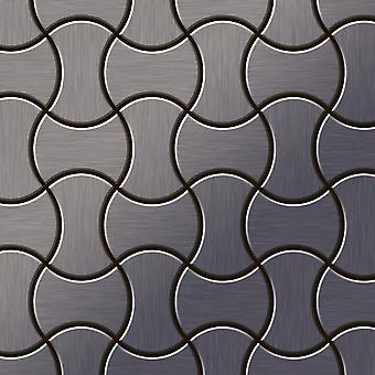 Kovová mozaika Titan slitiny Infinit-ti-SB
