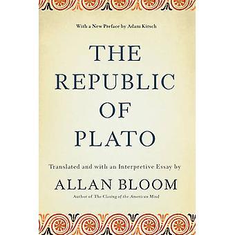 A República de Platão por Allan Bloom Bo - Adam Kirsch - 9780465094080