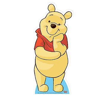Winnie o Pooh (Disney) - recorte de papelão Lifesize / cartaz
