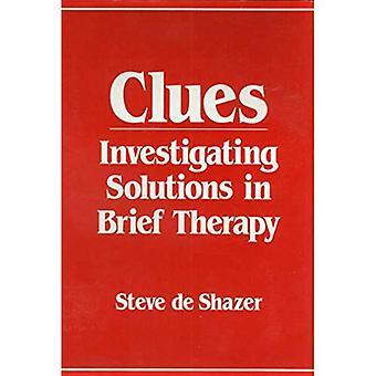 Spor: At undersøge løsninger i kort terapi