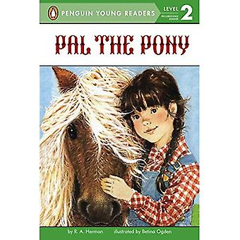 Pal the Pony (All Aboard Reading: Level 1)