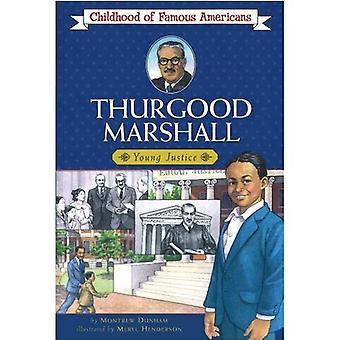 Thurgood Marshall (kuuluisa amerikkalaiset lapsuuden)