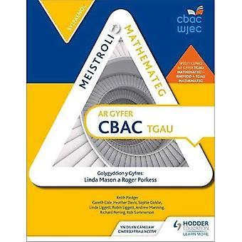 Mastering matematikk for WJEC GCSE: Foundation walisiske Edition (mestring matematikk walisiske Edition)