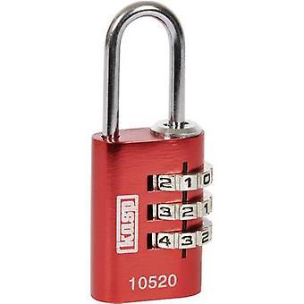 K10520REDD الصناعية قفل تركيبة 20 مم أحمر