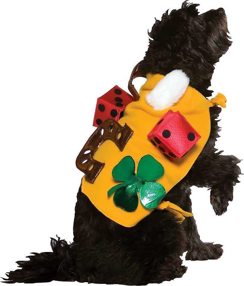Lucky Dog Costume for Meduim Dogs