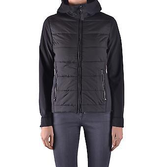 Woolrich Ezbc033022 Women's Blue Polyester Outerwear Jacket