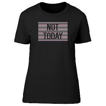 ليس اليوم شعار في المشارب الوردية تي الرجال & apos;s -الصورة من قبل Shutterstock