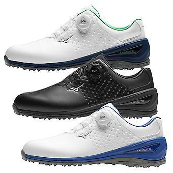 Mizuno Herre 2019 Nexlite 006 Boa Golf Ultra-Light vandtæt læder Golf sko