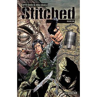 Stitched - v. 1 by Mike Wolfer - Garth Ennis - 9781592911806 Book