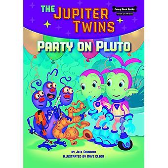 Party on Pluto (Book 4) by Jeff Dinardo - 9781634402569 Book