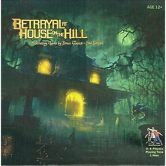 Betrayal na dom na kopci doskové hry