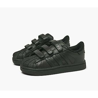 Adidas Originals Superstar Infant Trainers BZ0417