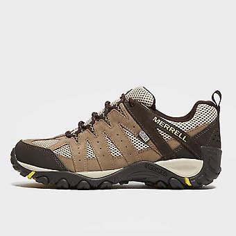 New Merrell Women's Accentor 2 Vent Waterproof Walking Shoe Brown