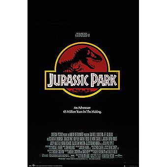 Jurassic Park Poster Key Art