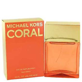 Michael Kors Coral door Michael Kors Eau de parfum spray 3,4 oz (vrouwen) V728-531898