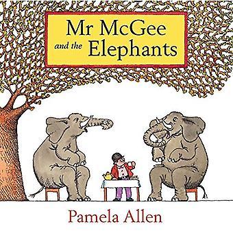 Herr McGee och elefanterna