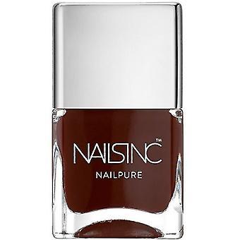 Nails inc NailPure Nail Polish - Victoria (7346) 14ml