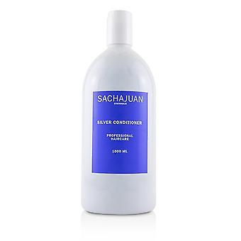 Sachajuan zilver Conditioner 1000ml/33,8-oz