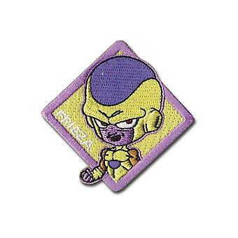 Patch - Dragon Ball Super - Golden Frieza Diamond New Iron-On ge44338