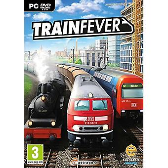Train Fever (PC DVD) - New