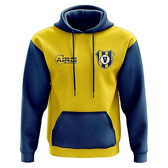 Villarreal Concept Club Football Hoody (Jaune)