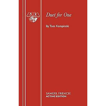 Duet for One by Kempinski & Tom