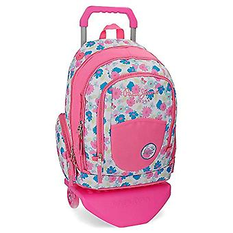 Pepe Jeans Kasandra Beauty Backpack Double Compartment W/Trolley