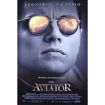 The Aviator (Single Sided Regular) Original Cinema Poster (Single Sided Regular) Original Cinema Poster