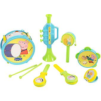 Peppa Pig Musical Band setti