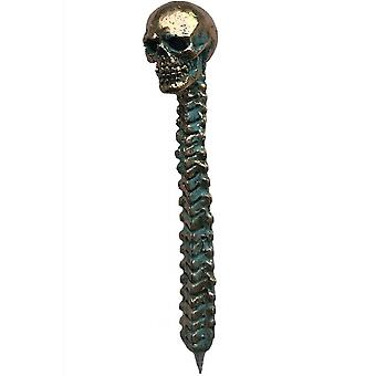 Nemesis Now Wild Writer Skull Pens