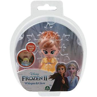 Frozen 2 Whisper & Glow Figure - Travel Elsa