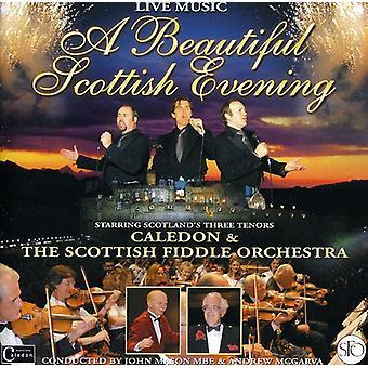 Scottish Fiddle Orchestra - Beautiful Scottish Evening [CD] USA import