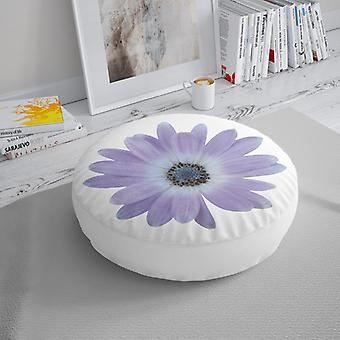 Meesoz Floor Cushion - Purple Daisy I