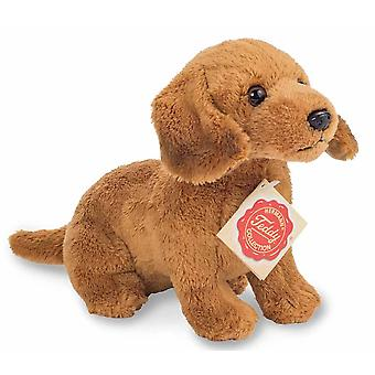 Hermann Teddy Dachshund dog Brown 19 cm