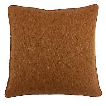 Furn Harrison Herringbone Weave Polyester Filled Cushion
