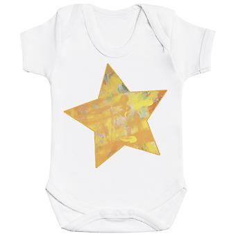 Star - Baby Bodysuit