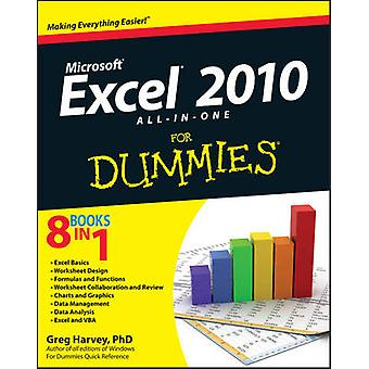 Excel 2010 AllinOne For Dummies by Greg Harvey
