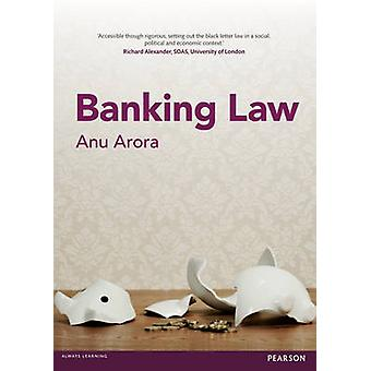 Banking Law by A Arora