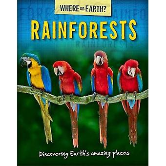 Where on Earth Book of Rainforests by Susie Brooks