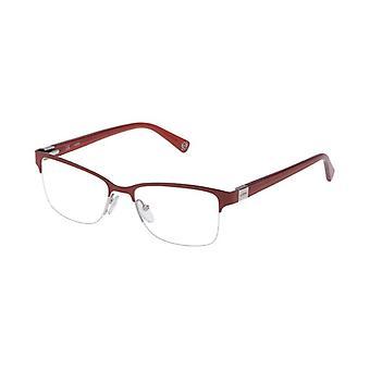 Unisex'Spectacle frame Loewe VLW470530E89