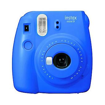 Fotocamera istantanea Fujifilm Instax Mini 9 Blu elettrico