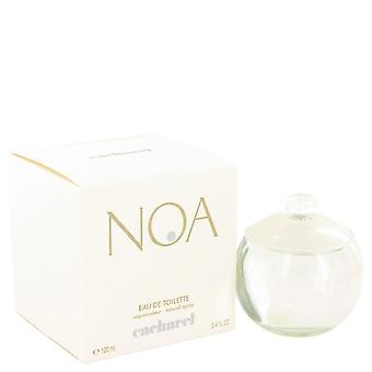 Noa eau de toilette spray av cacharel 418901 100 ml