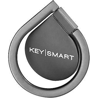 Keysmart Phone Grip Ring - Black
